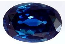 Australian Sapphires / September's birthstone is sapphire.  Here's a collection of our favourite sapphires