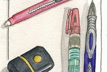 draw , wallpalper, ilustration and art