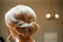 Hairstyles / Beautiful, creative hairstyles