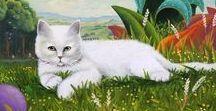 lucio gatteschi, cats