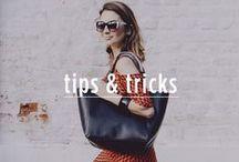 Tips & tricks / Van Duarte dá dicas de styling em um shooting + matéria em parceria com o OQVestir!