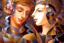 painters uzbek