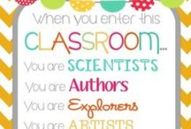 Classroom ideas / by Tonya Frye