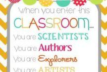 Classroom ideas / by Tonya Frye