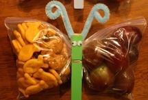 Lunch Box Treats / by Jennifer Leck