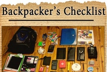 Back Country Betty / backpacking recipes, etc / by Jennifer Leck