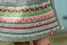 Kinderkleider / Wenn möglich kostenlose Muster, sonnst als Inspiration!