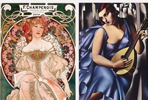 Vintage Prints  / Vintage prints and tin signs from the 1900's to now.  / by * Stardust *
