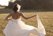 Wedding Dresses and Photography Inspirations / by Lauren MacLean