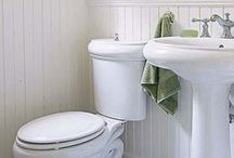 Biffies / Two bathrooms to reno...