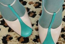 HIgh Fashion and HIgh Shoes / by Christina Sutton
