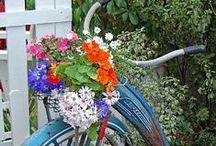Garden Art / Fun, quirky and beautiful inspiration.