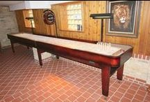 Tournament Shuffleboard  / Tournament Shuffleboard Table made in the USA by McClure Tables visit our web site www.mccluretables.com for more on this shuffleboard and other fine shuffleboard tables all made in the USA