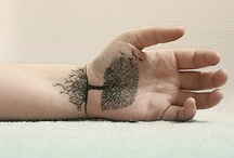 Inked / by Jasmine Hicks