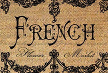 French * Paris / by Margaret *