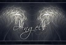<3 angels / by Veronica Encinias