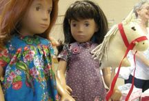 Puppenkleider & Schuhe / Puppenkleidermuster oder Ideen