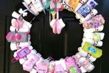 Baby shower ideas / by Christina Sutton