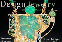 Issue 3/2013 / http://designjewelryaccessories.com/ or https://itunes.apple.com/en/app/design-jewelry-accessories/id507765473?mt=8 / by Design Jewelry