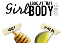 Be good to your SKIN / by Mrs Brodecky