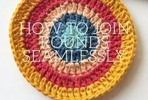 Crochet  - TIPS