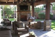 RV outdoor room/buildings / by Donna Coleman