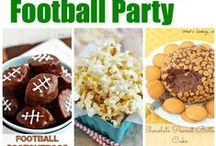 Tailgate Time / All the things to get me and the girls ready for tailgate times. / by Christina Sutton