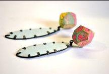 Jewelry 1 - Earrings Galore / Gorgeous handmade earrings. Handmade earrings, handmade jewelry, beautiful jewelry, bijoux, colorful earrings, colorful jewelry, jewels