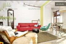 Deco-Living room / Salones con encanto