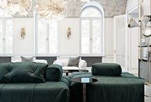 living rooms / luxurios or cosy or both