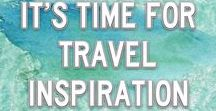 Travel Inspiration time / Thing to do before I kick the bucket. All the places that I want to travel to, no matter if they are in Europe, Asia, Africa, America, Australasia or even Antarctica. A collection of beautiful destinations and locations.