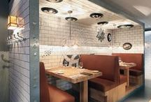 Deco-Cafes, Bars & Restaurants