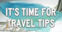 Travel tips time / Travel tips and travel hacks for travellers of all type. Whether you are a first-timer or a seasoned vagabond. Looking for ways to save money on the road or be super prepared for your backpacking around Europe. After all, you can never get enough help.  Frequently found: budget travel tips, mistakes to avoid while traveling, cheap travel destination, packing light, packing for carryon, packing tips, visa, trip planning