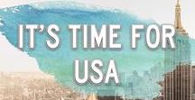 Travel North America / Travelin' in the USA and Canada - a bucket list, guide and everything in between