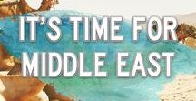 Travel Middle East / Middle East has a lot of history and culture - as well as some stunning dunes.