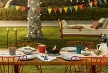 Occasion / Whether it's a holiday, event or just a night in the backyard, there's no shortage of opportunities to reconnect with those closest to you. Find inspiration here for creating the perfect setting regardless of the occasion.