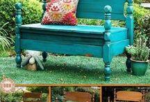 """Garten / """"Der Garten ist der letzte Luxus unserer Tage, denn er erfordert das, was in unserer Gesellschaft am kostbarsten ist: Zeit, Zuwendung und Raum"""" Dieter Kienast"""