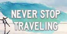 Never Stop Traveling / Planning to travel? Here are some travel guides and tips from travel bloggers across the web. You are sure to find your next adventure.  (Vertical pins only, No close up faces, No infographics, No blogging tips, No repeated pins within 30 days, Max 3 pins a day, pins with unclear destination unless it's travel tips will be removed)