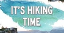 It's Hiking Time / Hiking is one of the best activities (and it's free too). Whether it's hikes in National Parks like Grand Canyon or for city view hikes like the ones in Hong Kong, or even night hikes for spectacular views. There is something for everyone who love the great outdoor!
