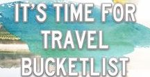Travel bucket list time / Bucket list, things to do, it's all about the top travel secrets and sights and bucket list items. WHther it's top 5 in Paris, 10 bucket list items in Los Angeles or 29 secrets to disney land - it's all about the numbers and the bucket list moments!