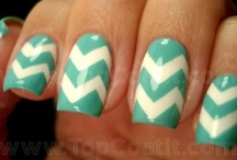 Nails! / Amazing nail creations, gels, polish, so many new and creative ways to design your nails...not just a french manicure anymore!