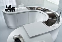 Cool Kitchens...