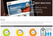 Infographics - Marketing Digital / El mundo de los infographics aporta conocimiento y arte a la comunicación de los negocios. Cliento recomienda...