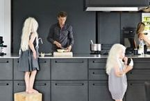 Kitchens / by moodwell