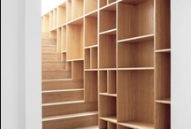 Bookshelves / by moodwell