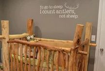 Children's room inspiration / by Jenna Witty