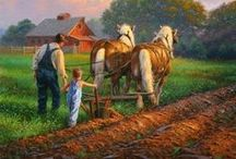 ART - COUNTRY LIFE / by Terry Fasana