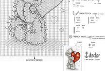Symønstre / DIY, inspiration, ides