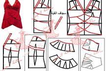 Sy,strik, hækel tøj / DIY,inspiration, ides