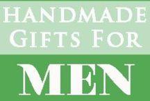Mens gifts / DIY, inspiration, ide